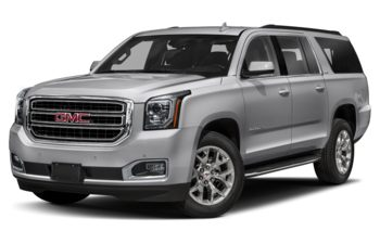 2019 GMC Yukon XL - Quicksilver Metallic