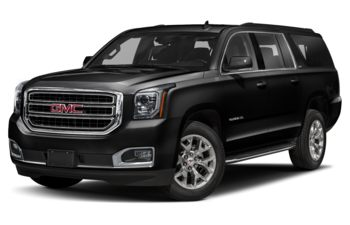 2018 GMC Yukon XL - Onyx Black