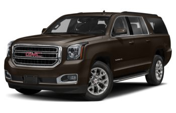 2020 GMC Yukon XL - Smokey Quartz Metallic