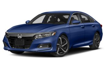 2018 Honda Accord - Still Night Blue Pearl