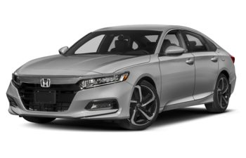 2018 Honda Accord - Lunar Silver Metallic