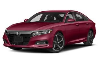 2018 Honda Accord - San Marino Red