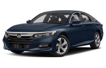 2018 Honda Accord - Obsidian Blue Pearl