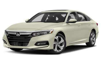 2018 Honda Accord - Platinum White Pearl