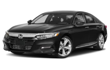 2018 Honda Accord - Crystal Black Pearl
