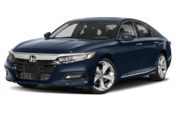 2018 Honda Accord - Obsidian Blue Pearl