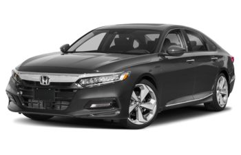 2018 Honda Accord - Modern Steel Metallic