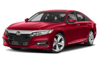2018 Honda Accord - Radiant Red Metallic