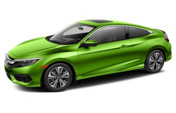 2018 Honda Civic - Energy Green Pearl