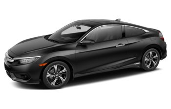 2018 Honda Civic - Modern Steel Metallic