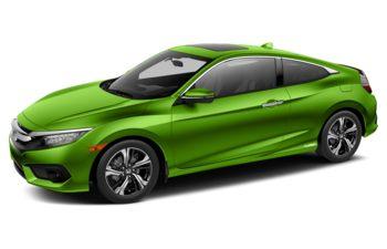 2018 Honda Civic - Energy Green Pearl