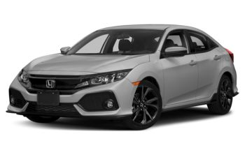 2018 Honda Civic - Lunar Silver Metallic