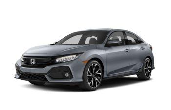 2018 Honda Civic - Sonic Grey Pearl