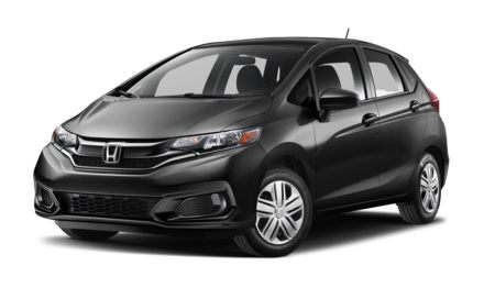 2017 Honda Fit DX