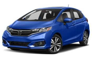 2018 Honda Fit - Aegean Blue Metallic