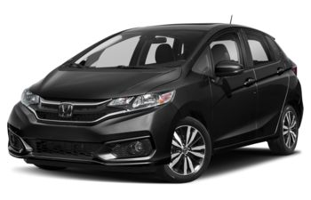 2018 Honda Fit - Crystal Black Pearl