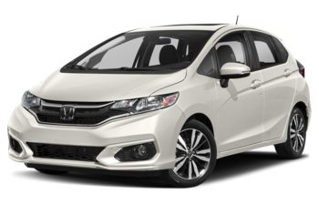2018 Honda Fit - White Orchid Pearl