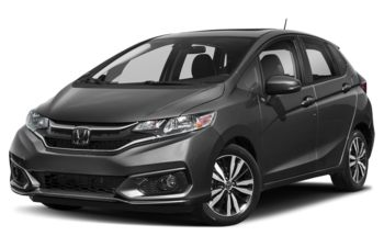 2018 Honda Fit - Modern Steel Metallic