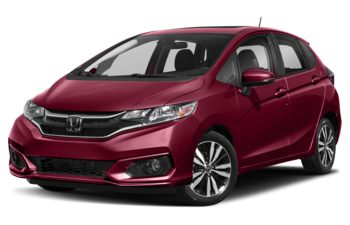2018 Honda Fit - Milano Red