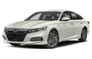 2018 Honda Accord Hybrid - White Orchid Pearl