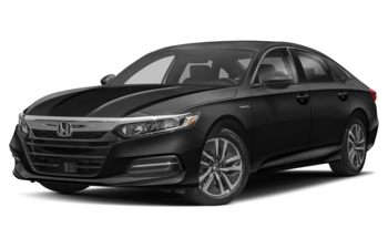 2018 Honda Accord Hybrid - Crystal Black Pearl