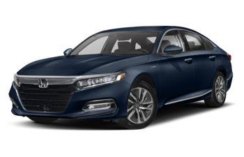 2018 Honda Accord Hybrid - Obsidian Blue Pearl