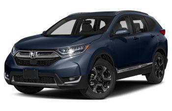 2018 Honda CR-V - Obsidian Blue Pearl