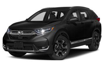 2018 Honda CR-V - Crystal Black Pearl