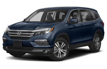 2018 Honda Pilot - Obsidian Blue Pearl