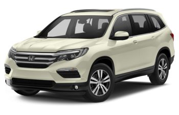 2018 Honda Pilot - White Diamond Pearl