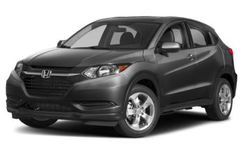 2018 Honda HR-V - Modern Steel Metallic