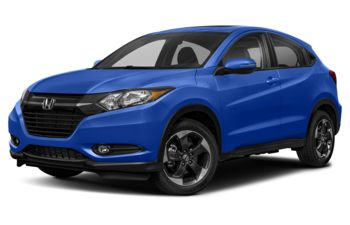 2018 Honda HR-V - Aegean Blue Metallic