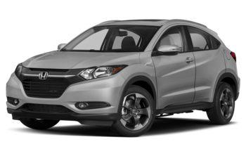 2018 Honda HR-V - Lunar Silver Metallic