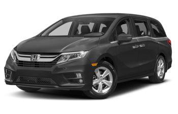 2018 Honda Odyssey - Crystal Black Pearl