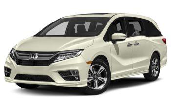 2018 Honda Odyssey - White Diamond Pearl