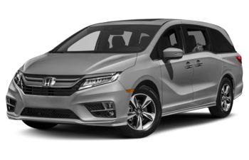 2018 Honda Odyssey - Lunar Silver Metallic
