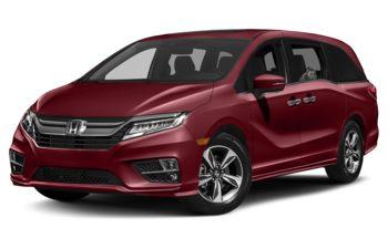 2018 Honda Odyssey - Deep Scarlet Pearl