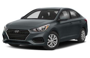 2018 Hyundai Accent - Urban Grey