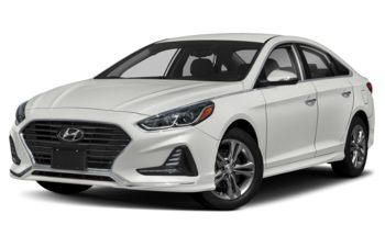 2019 Hyundai Sonata - Ice White