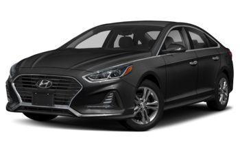 2018 Hyundai Sonata - Phantom Black