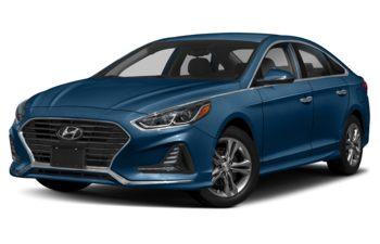 2019 Hyundai Sonata - Coast Blue