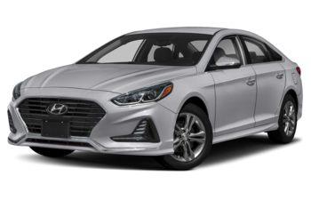 2019 Hyundai Sonata - Platinum Silver
