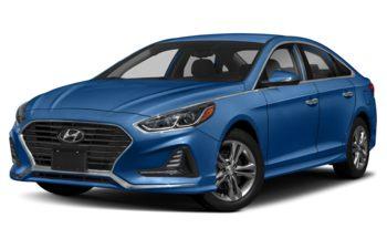 2019 Hyundai Sonata - Marina Blue