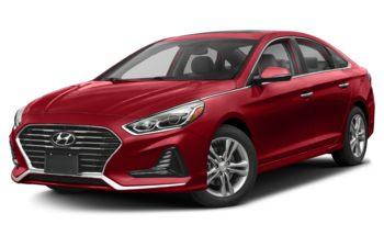 2018 Hyundai Sonata - Fiery Red