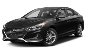 2018 Hyundai Sonata - Phantom Black