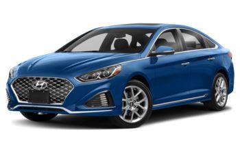 2018 Hyundai Sonata - Marina Blue