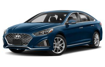 2018 Hyundai Sonata - Coast Blue