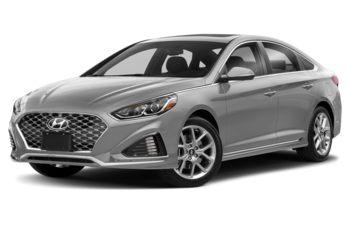 2018 Hyundai Sonata - Platinum Silver