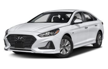 2021 Hyundai Sonata Hybrid - N/A