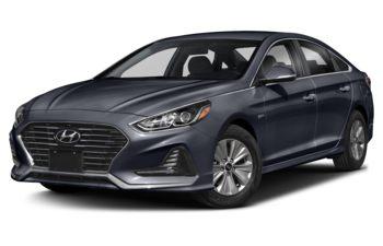 2018 Hyundai Sonata Hybrid - Astral Blue
